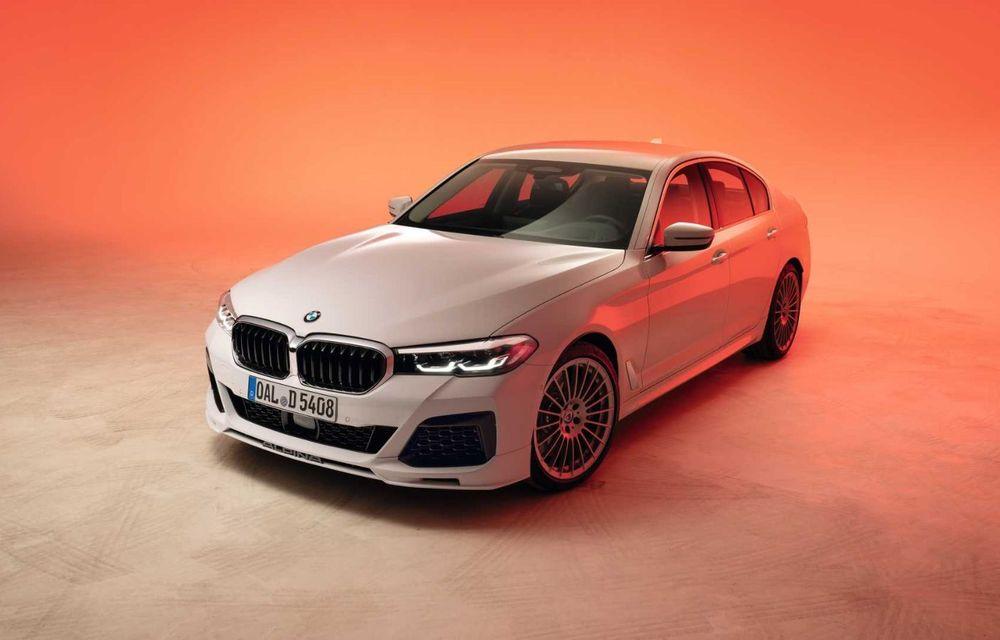 Versiuni îmbunătățite pentru Alpina B5 și D5 S: modelele oferă până la 621 CP și au la bază actualul BMW Seria 5 facelift - Poza 11