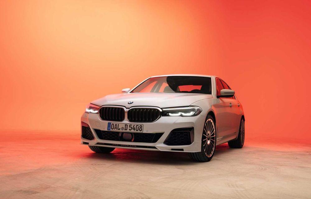 Versiuni îmbunătățite pentru Alpina B5 și D5 S: modelele oferă până la 621 CP și au la bază actualul BMW Seria 5 facelift - Poza 12