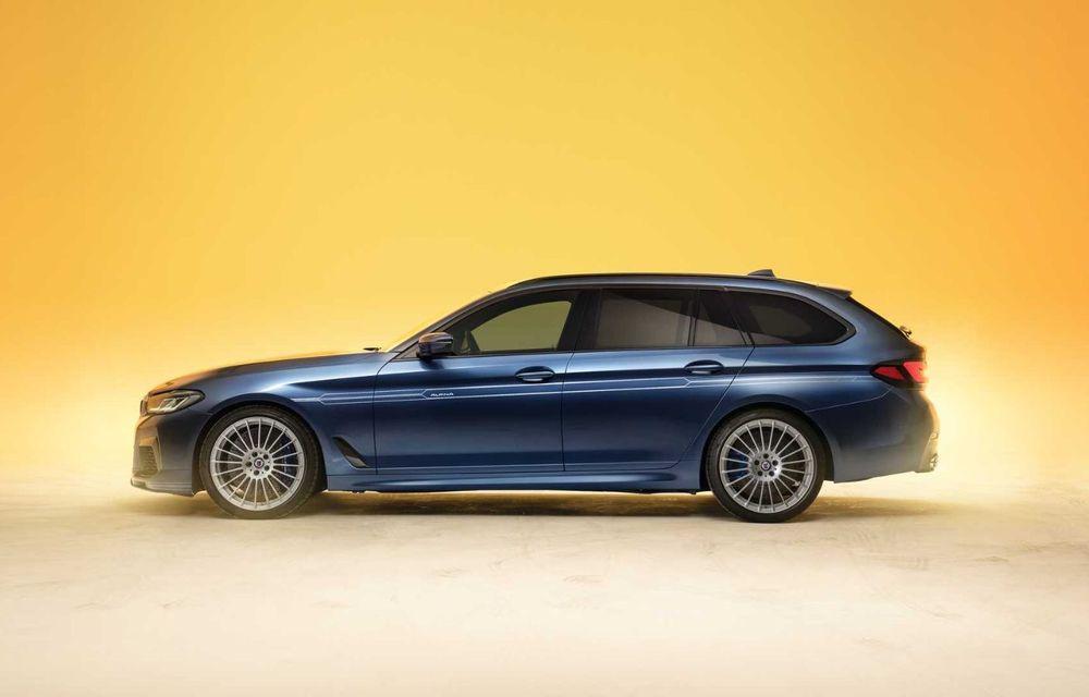 Versiuni îmbunătățite pentru Alpina B5 și D5 S: modelele oferă până la 621 CP și au la bază actualul BMW Seria 5 facelift - Poza 9