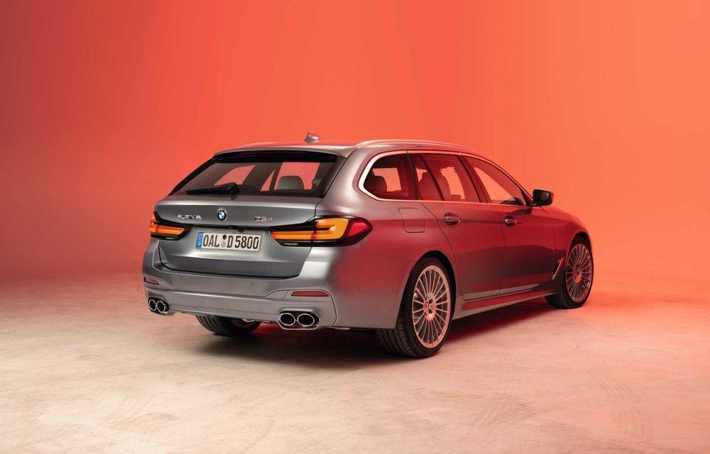 Versiuni îmbunătățite pentru Alpina B5 și D5 S: modelele oferă până la 621 CP și au la bază actualul BMW Seria 5 facelift - Poza 18