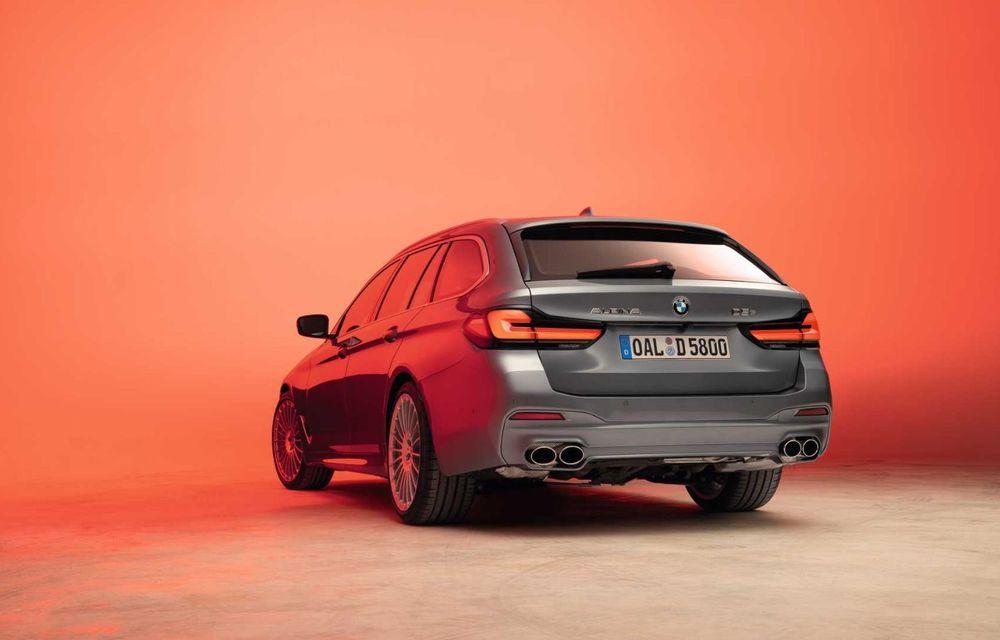 Versiuni îmbunătățite pentru Alpina B5 și D5 S: modelele oferă până la 621 CP și au la bază actualul BMW Seria 5 facelift - Poza 17