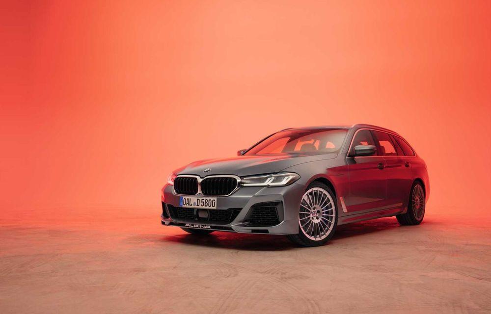 Versiuni îmbunătățite pentru Alpina B5 și D5 S: modelele oferă până la 621 CP și au la bază actualul BMW Seria 5 facelift - Poza 16