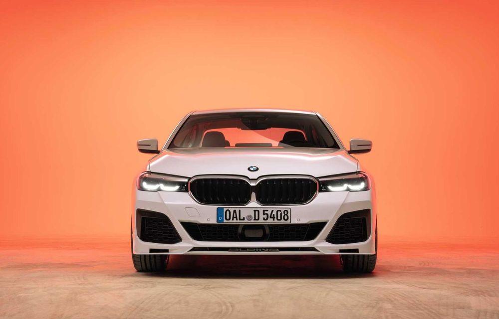 Versiuni îmbunătățite pentru Alpina B5 și D5 S: modelele oferă până la 621 CP și au la bază actualul BMW Seria 5 facelift - Poza 13