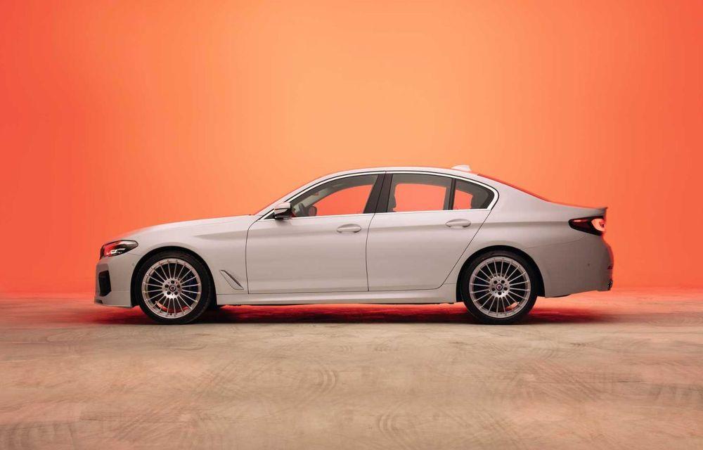 Versiuni îmbunătățite pentru Alpina B5 și D5 S: modelele oferă până la 621 CP și au la bază actualul BMW Seria 5 facelift - Poza 15