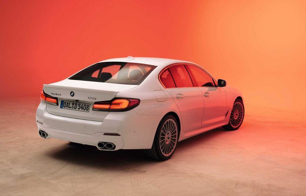 Versiuni îmbunătățite pentru Alpina B5 și D5 S: modelele oferă până la 621 CP și au la bază actualul BMW Seria 5 facelift - Poza 14