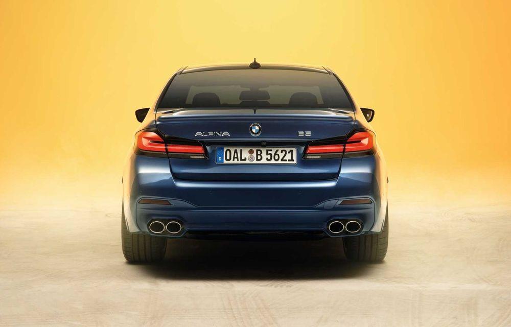 Versiuni îmbunătățite pentru Alpina B5 și D5 S: modelele oferă până la 621 CP și au la bază actualul BMW Seria 5 facelift - Poza 5