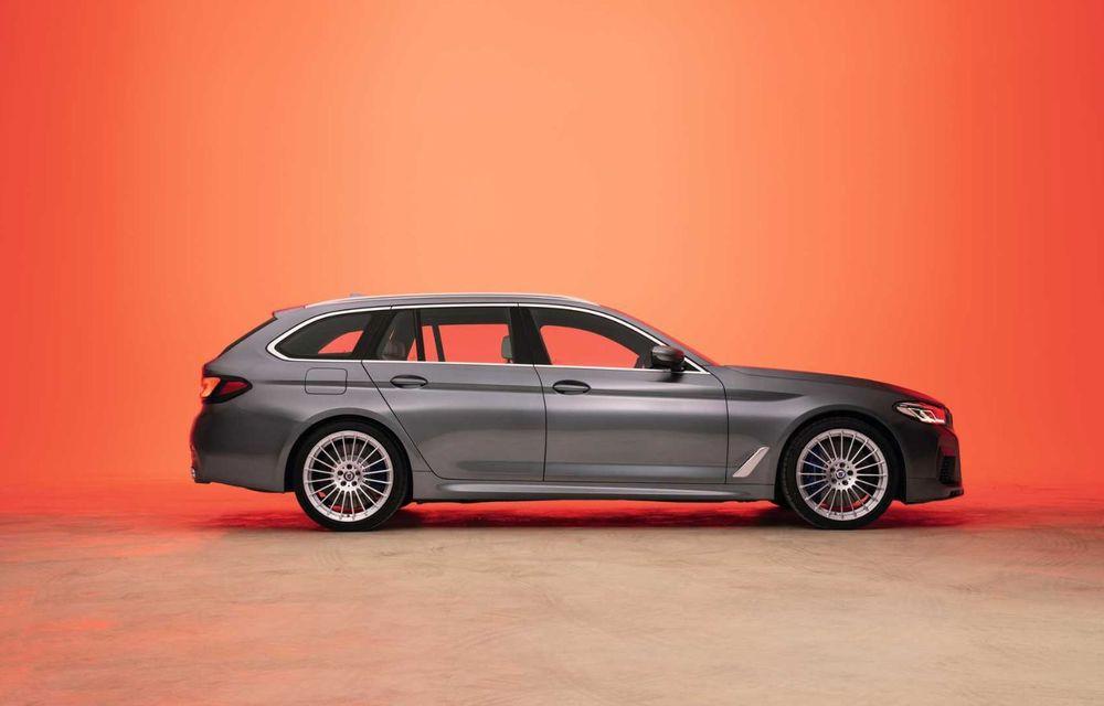 Versiuni îmbunătățite pentru Alpina B5 și D5 S: modelele oferă până la 621 CP și au la bază actualul BMW Seria 5 facelift - Poza 19
