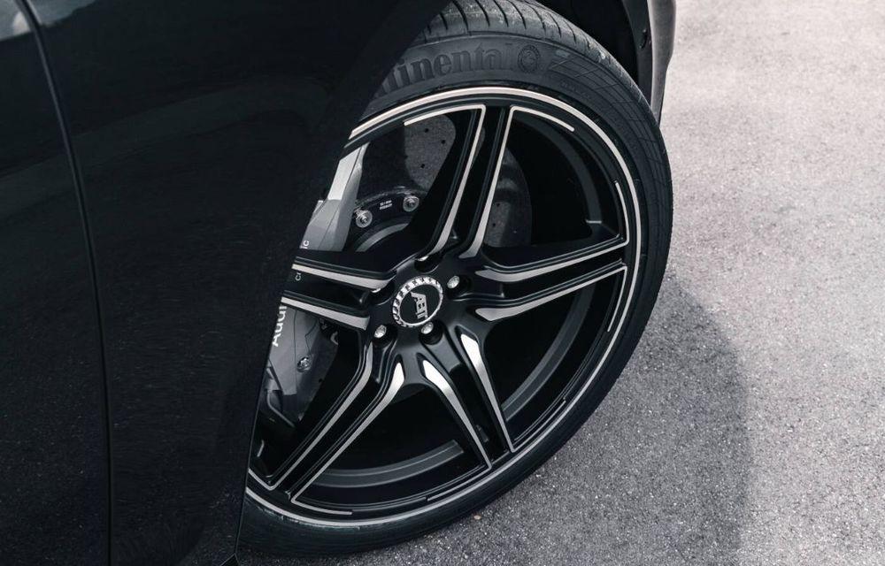 ABT lansează un pachet de performanță pentru Audi S8: motorul V8 dezvoltă acum 700 CP - Poza 5