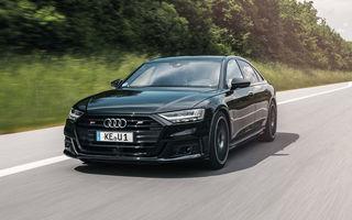 ABT lansează un pachet de performanță pentru Audi S8: motorul V8 dezvoltă acum 700 CP