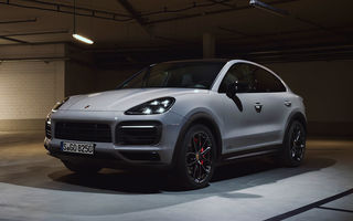 Porsche a prezentat noile Cayenne GTS și Cayenne GTS Coupe: SUV-urile au motor V8 cu 460 de cai putere