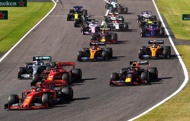Cursele de Formula 1 din Azerbaidjan, Singapore și Japonia, anulate oficial: calendarul final va fi publicat până în 5 iulie - Poza 1