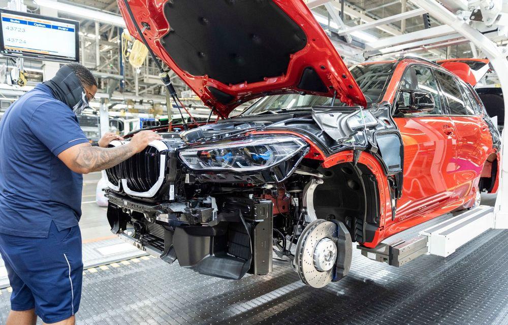 Sărbătoare la BMW: 5 milioane de mașini asamblate în uzina din Spartanburg, SUA - Poza 6