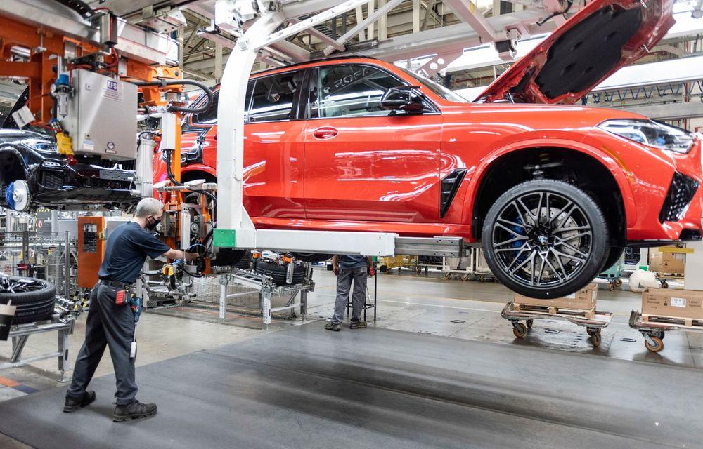 Sărbătoare la BMW: 5 milioane de mașini asamblate în uzina din Spartanburg, SUA - Poza 3