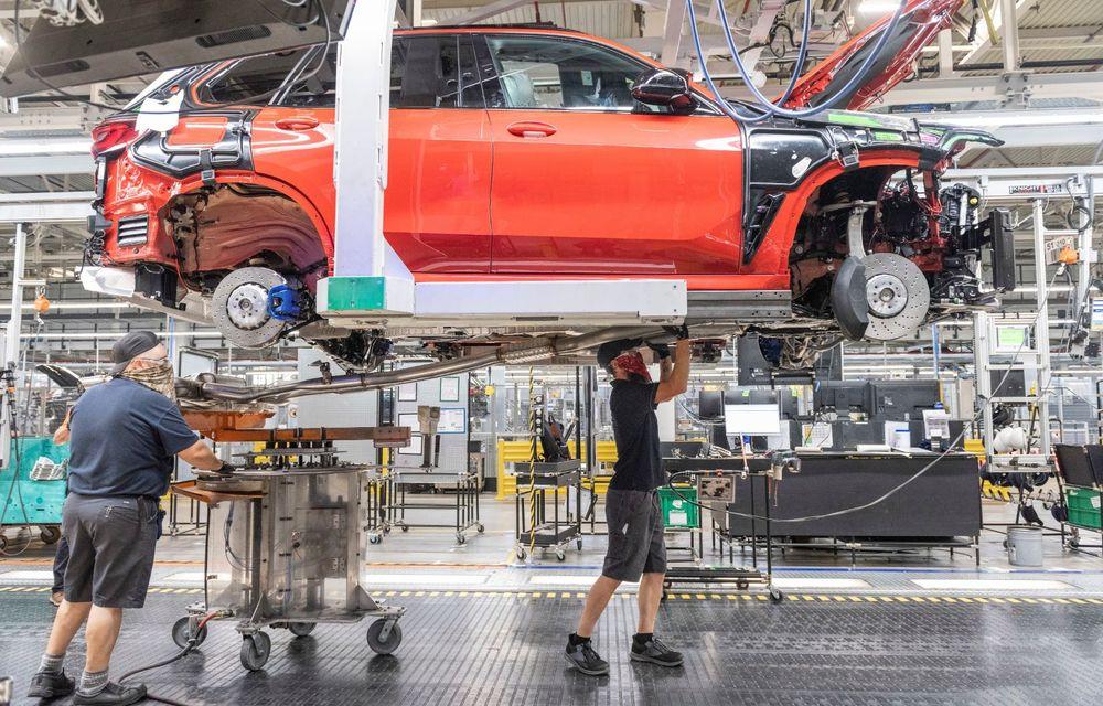 Sărbătoare la BMW: 5 milioane de mașini asamblate în uzina din Spartanburg, SUA - Poza 4
