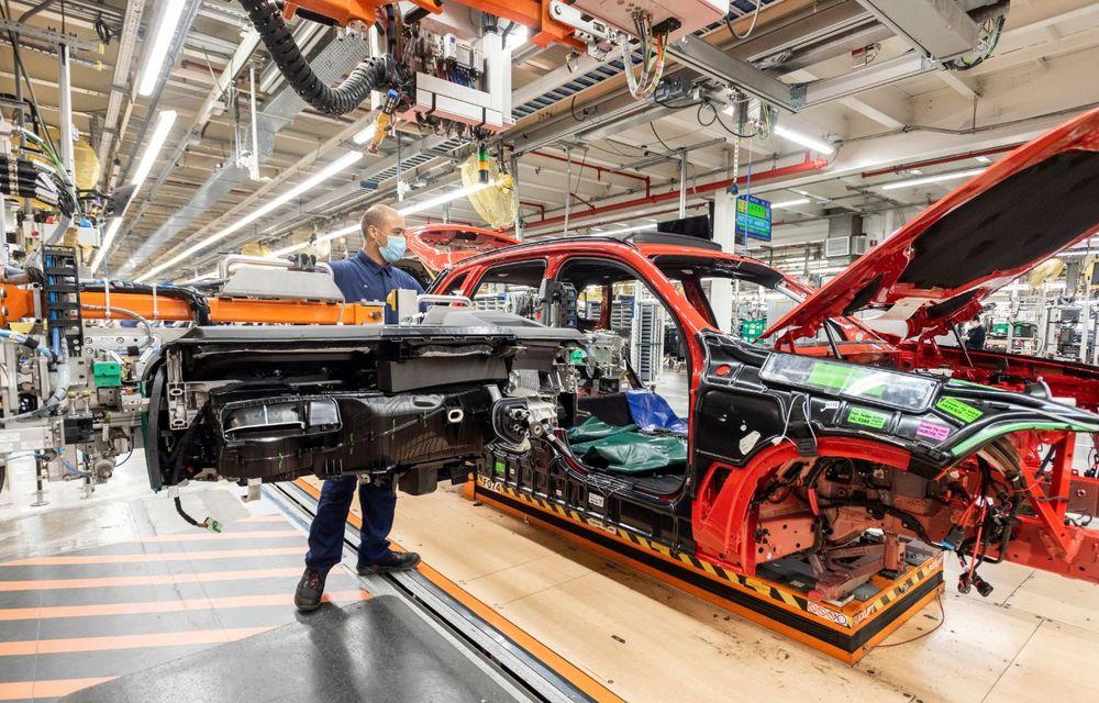 Sărbătoare la BMW: 5 milioane de mașini asamblate în uzina din Spartanburg, SUA - Poza 5