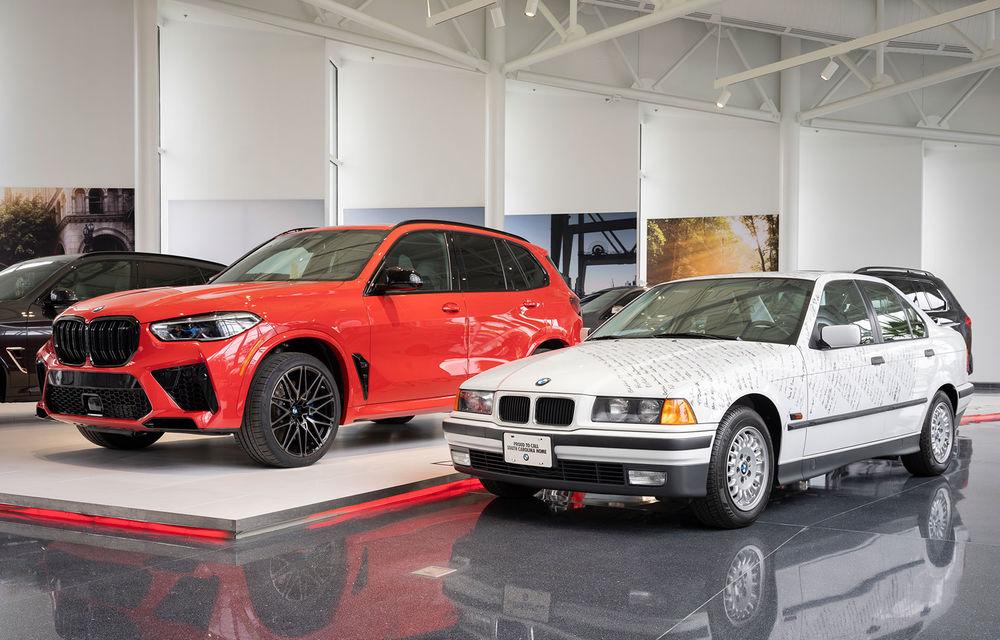 Sărbătoare la BMW: 5 milioane de mașini asamblate în uzina din Spartanburg, SUA - Poza 1
