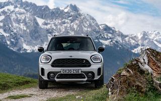 Mini pregătește două modele noi: britanicii au în plan un SUV electric și unul de clasă medie