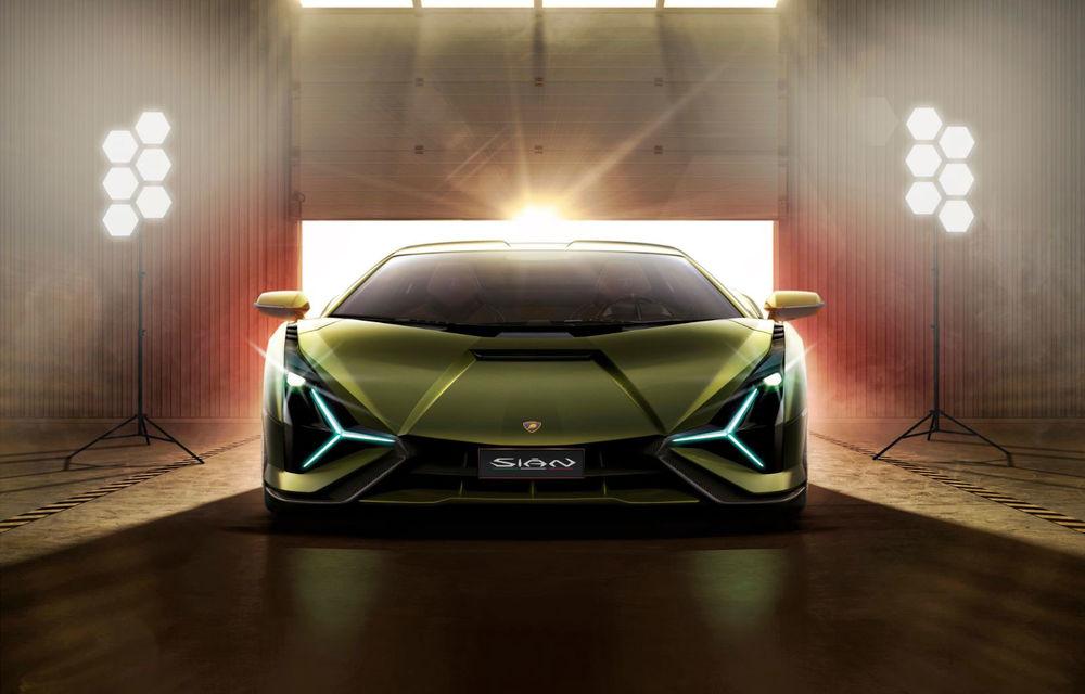 Informații neoficiale: Lamborghini ar putea lansa anul acesta versiunea Roadster a hypercar-ului Sian - Poza 1