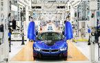 BMW a produs ultimul exemplar i8: 20.500 de unități fabricate din 2014 și până astăzi