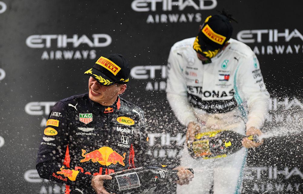 """Formula 1 va renunța la ceremonia tradițională de pe podium în sezonul 2020: """"Nu vor exista trofee, dar pregătim o ceremonie pentru TV"""" - Poza 1"""