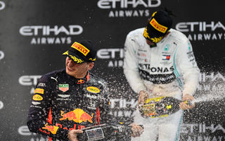 """Formula 1 va renunța la ceremonia tradițională de pe podium în sezonul 2020: """"Nu vor exista trofee, dar pregătim o ceremonie pentru TV"""""""