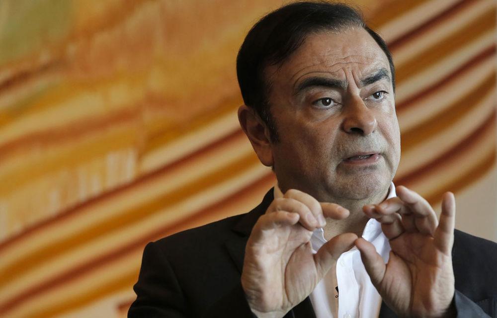 Oficialii Nissan au complotat indepartea lui Carlos Ghosn cu un an înainte de arestare: miza a fost eșecul fuziunii cu Renault - Poza 1