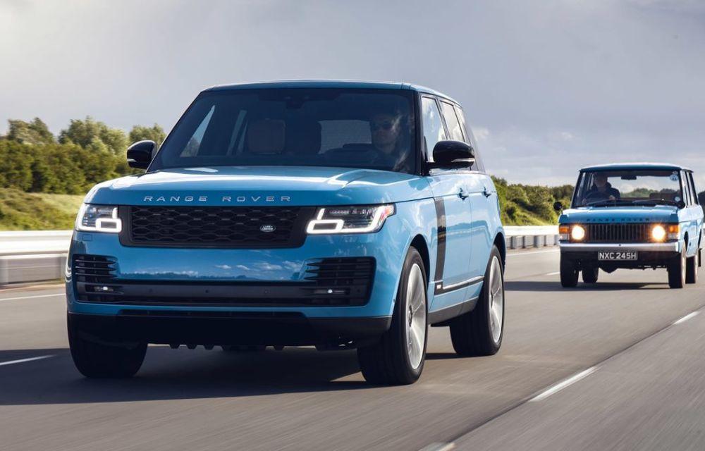 Range Rover împlinește 50 de ani de la debut: momentul este marcat de ediția specială Fifty - Poza 2