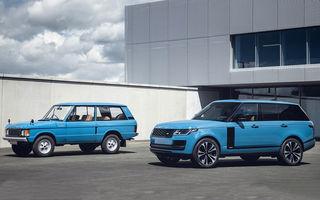 Range Rover împlinește 50 de ani de la debut: momentul este marcat de ediția specială Fifty
