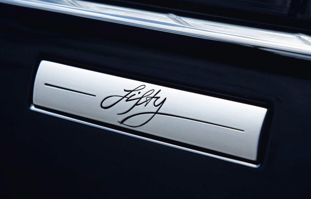 Range Rover împlinește 50 de ani de la debut: momentul este marcat de ediția specială Fifty - Poza 6