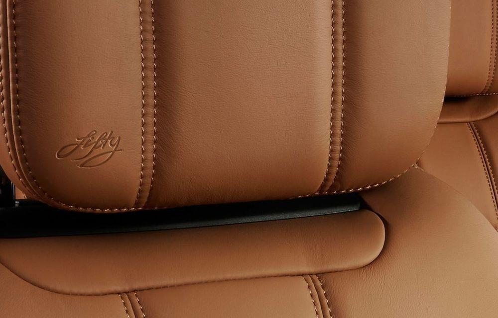 Range Rover împlinește 50 de ani de la debut: momentul este marcat de ediția specială Fifty - Poza 10
