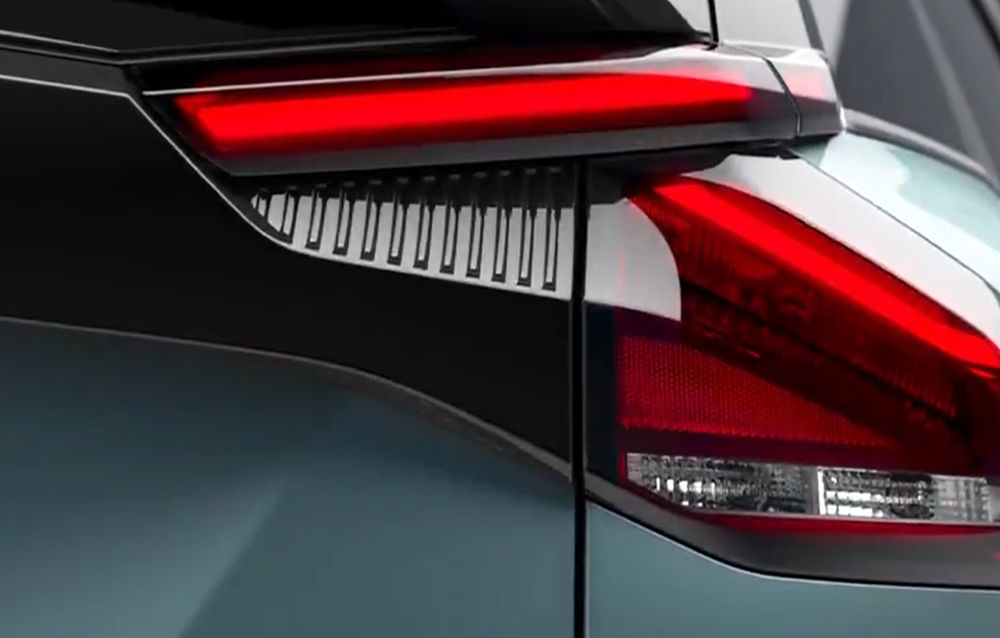 Un nou teaser video pentru Citroen e-C4: versiunea electrică a noului C4 va fi prezentată în 30 iunie - Poza 1