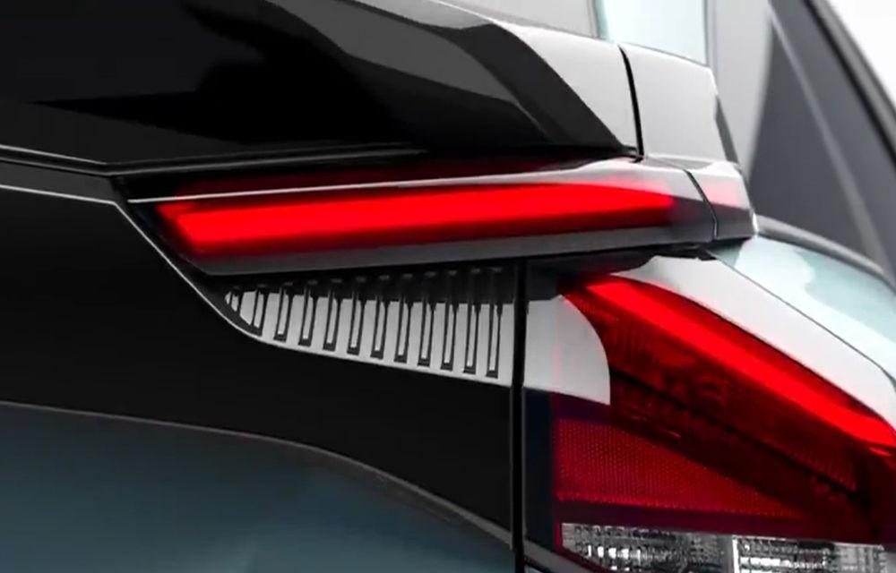 Un nou teaser video pentru Citroen e-C4: versiunea electrică a noului C4 va fi prezentată în 30 iunie - Poza 2