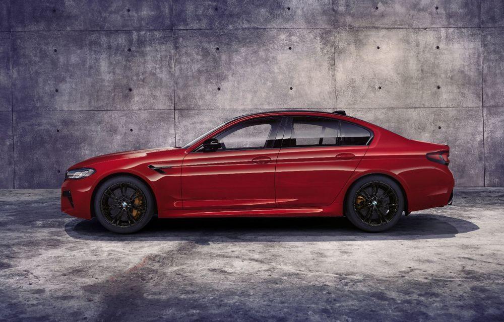 BMW a prezentat M5 și M5 Competition facelift: noutăți estetice și ecran central de 12.3 inch pentru versiunile de performanță - Poza 46