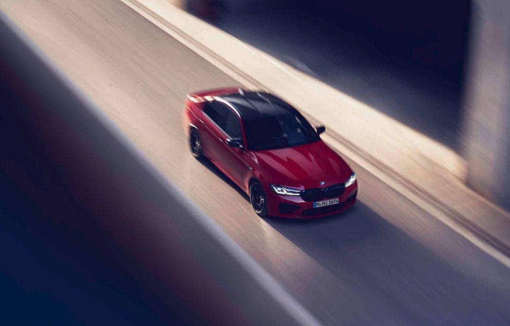 BMW a prezentat M5 și M5 Competition facelift: noutăți estetice și ecran central de 12.3 inch pentru versiunile de performanță - Poza 58