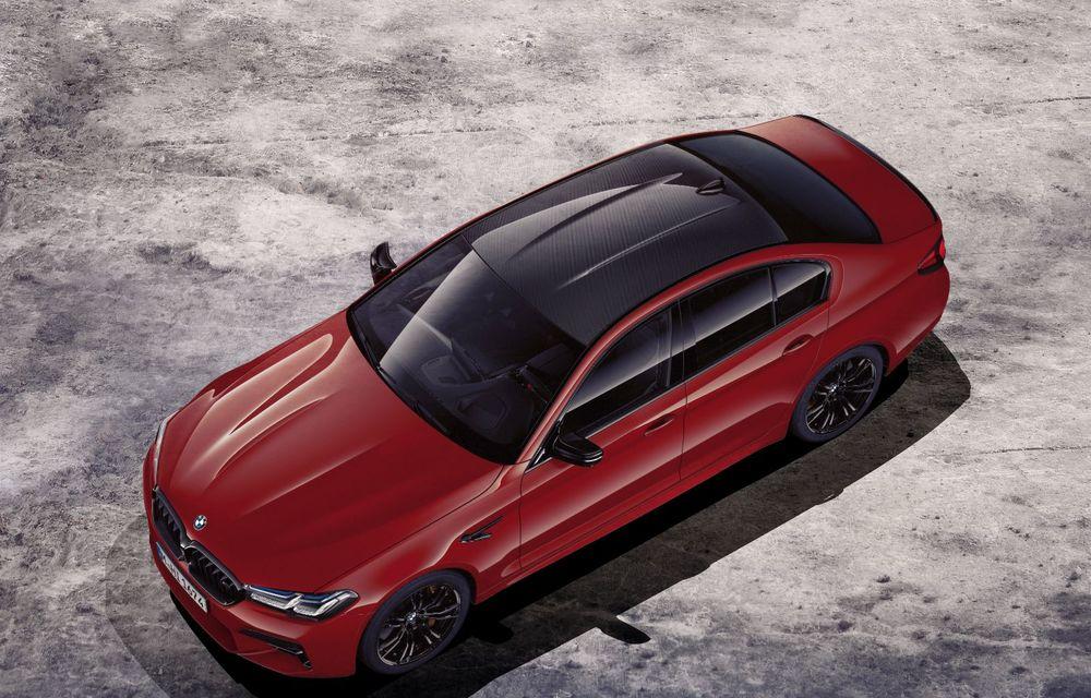 BMW a prezentat M5 și M5 Competition facelift: noutăți estetice și ecran central de 12.3 inch pentru versiunile de performanță - Poza 50