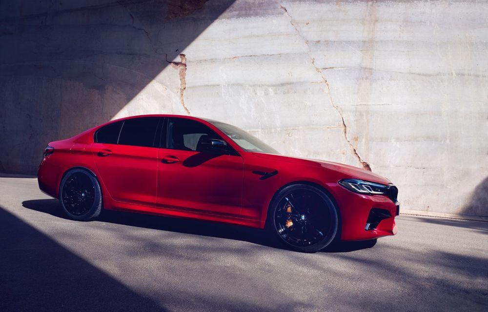 BMW a prezentat M5 și M5 Competition facelift: noutăți estetice și ecran central de 12.3 inch pentru versiunile de performanță - Poza 52