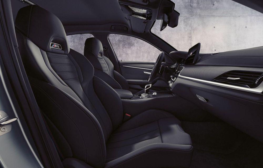 BMW a prezentat M5 și M5 Competition facelift: noutăți estetice și ecran central de 12.3 inch pentru versiunile de performanță - Poza 72