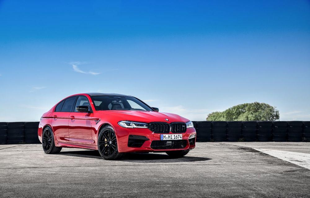 BMW a prezentat M5 și M5 Competition facelift: noutăți estetice și ecran central de 12.3 inch pentru versiunile de performanță - Poza 19