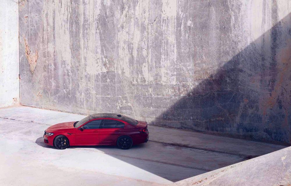 BMW a prezentat M5 și M5 Competition facelift: noutăți estetice și ecran central de 12.3 inch pentru versiunile de performanță - Poza 56
