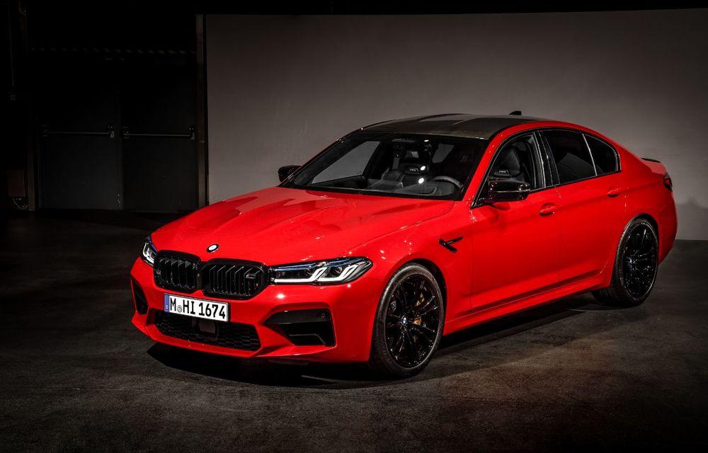 BMW a prezentat M5 și M5 Competition facelift: noutăți estetice și ecran central de 12.3 inch pentru versiunile de performanță - Poza 28