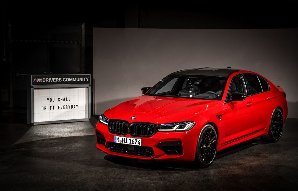 BMW a prezentat M5 și M5 Competition facelift: noutăți estetice și ecran central de 12.3 inch pentru versiunile de performanță - Poza 30