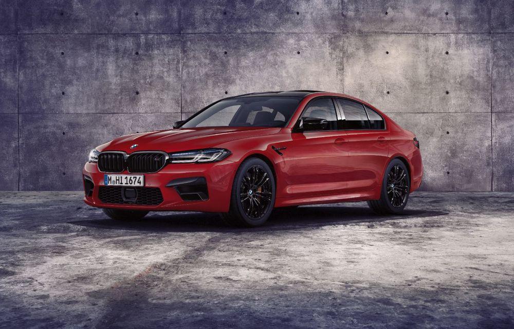BMW a prezentat M5 și M5 Competition facelift: noutăți estetice și ecran central de 12.3 inch pentru versiunile de performanță - Poza 45