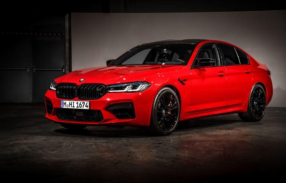 BMW a prezentat M5 și M5 Competition facelift: noutăți estetice și ecran central de 12.3 inch pentru versiunile de performanță - Poza 27