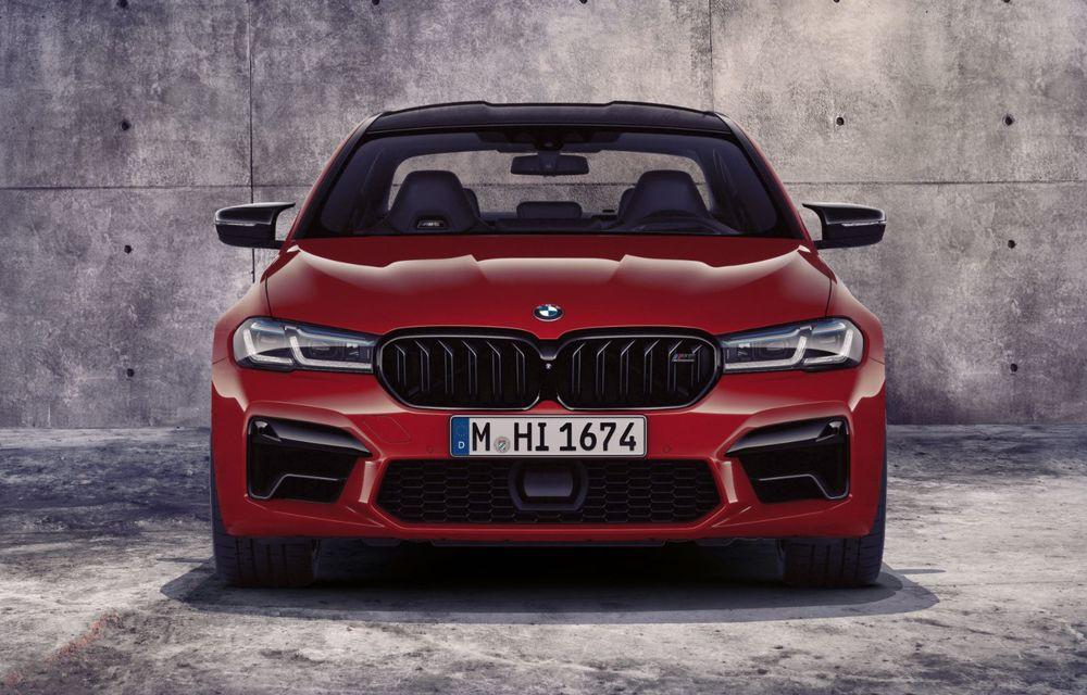 BMW a prezentat M5 și M5 Competition facelift: noutăți estetice și ecran central de 12.3 inch pentru versiunile de performanță - Poza 48