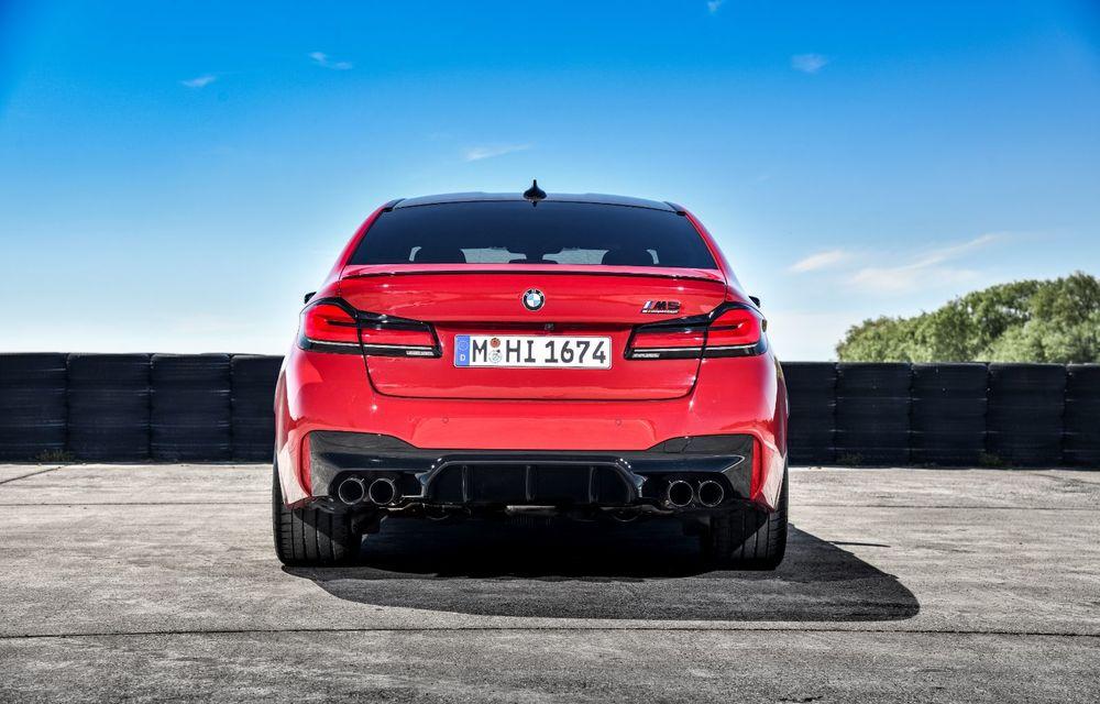 BMW a prezentat M5 și M5 Competition facelift: noutăți estetice și ecran central de 12.3 inch pentru versiunile de performanță - Poza 85