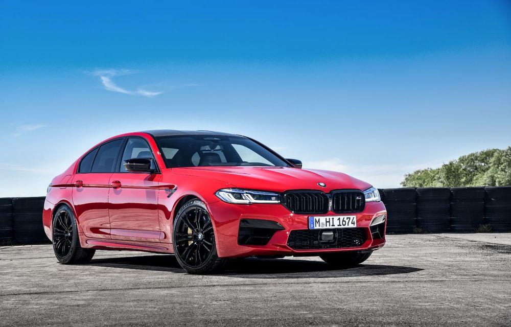 BMW a prezentat M5 și M5 Competition facelift: noutăți estetice și ecran central de 12.3 inch pentru versiunile de performanță - Poza 20