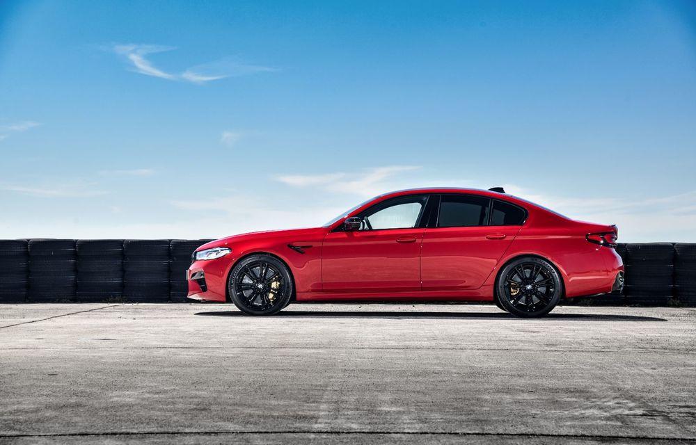 BMW a prezentat M5 și M5 Competition facelift: noutăți estetice și ecran central de 12.3 inch pentru versiunile de performanță - Poza 81