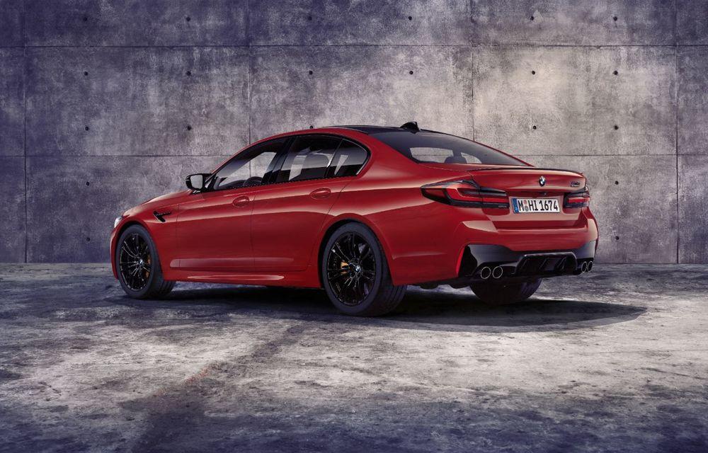 BMW a prezentat M5 și M5 Competition facelift: noutăți estetice și ecran central de 12.3 inch pentru versiunile de performanță - Poza 47