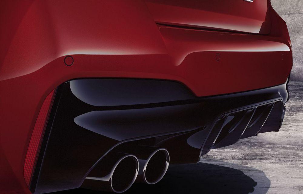 BMW a prezentat M5 și M5 Competition facelift: noutăți estetice și ecran central de 12.3 inch pentru versiunile de performanță - Poza 62
