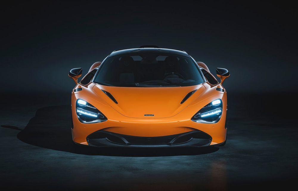McLaren lansează ediția specială 720S Le Mans: britanicii aniversează 25 de ani de la victoria obținută în cursa de anduranță de 24 de ore - Poza 2